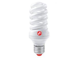 Лампа КЛЛ 13W E14 4000К белый свет Экономка Трубка T2
