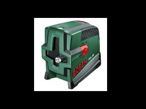 Нивелир лазерный Bosch PCL 20 + набор инструмента