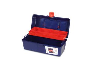 Ящик для инструмента + лоток для деталей 31х16х13 Tayg №21