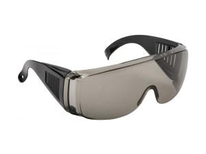 Очки защитные с дужками, дымчатые Champion C1007