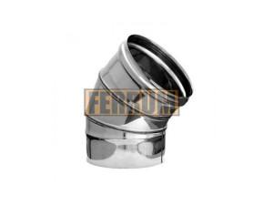 Колено угол 135°, 430/0,5 мм, Ф120 Ferrum