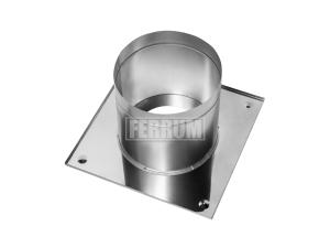 Потолочно проходной узел, 430/0,5 мм, Ф120 Ferrum