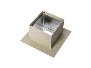 Потолочно проходной узел Н, 430/0,5 мм + мин., Ф280 Ferrum
