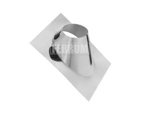 Крышная разделка угловая, 430/0,5, Ф210 Ferrum