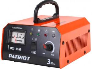 Зарядное устройство PATRIOT BCI-10M